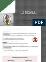 Finanzas y Los Objetivos Estratégicos