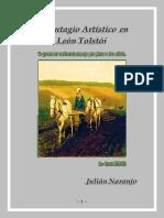 ENSAYO-Julián Naranjo-El Contagio Artístico en León Tolstoi