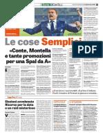 La Gazzetta dello Sport 10-11-2016 - Calcio Lega Pro