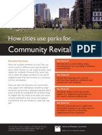City Park Community Revitalization