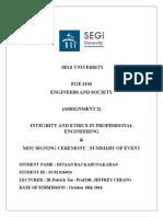 Front Cover Segi