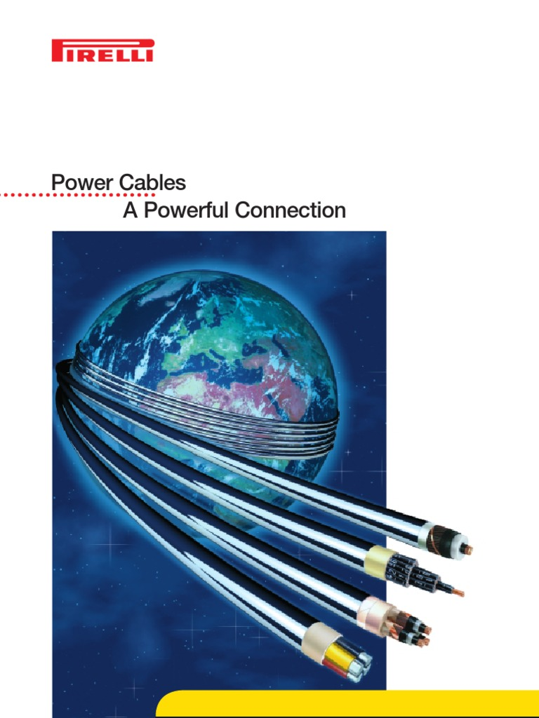 pirelli.pdf   Cable   Insulator (Electricity)
