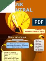 MATERI BANK SENTRAL (BANK DAN LEMBAGA KEUANGAN PERTEMUAN 5)