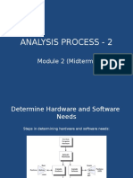 Analysis Process - 2