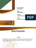 funciones calculo diferencial