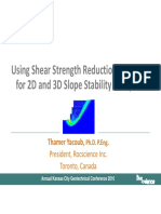 3 Using Shear Strength Reduction Method for 2D and 3D Slope Stability Analysis Ready (1)