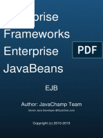Enterprise Javabeans Ejb Exam