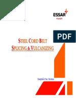 St Belt Splicing Vulcanizing