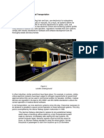 Safety-Critical Systems in Rail Transportation