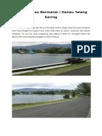 Danau Talang Kering