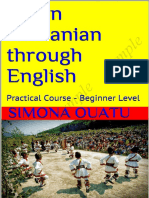 Romanian Practical Course Sample
