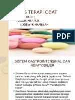 Class Terapi Obat