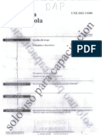ISO 31000 Gestion Del Riesgo