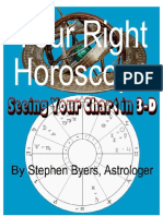 Your Right Horoscope Sample