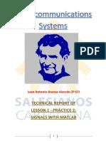 PRÁCTICE 2 SIGNALS WITH MATLAB- Juan Antonio Arenas Alarcón.pdf