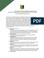 Pedoman Pelaksanaan Evaluasi Mandiri Dan Rekan Pekalongan