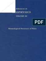 [Renata Dmowska, Barry Saltzman] Seismological Str