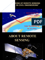 Applications of Remote Sensing and g.i.s. in Civil Engineering