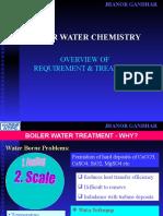 Training Boiler Chemistry