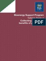 Bioenergy Support Program Talking Topic 1