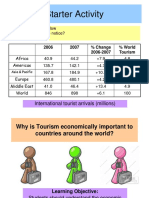 3  economic importance of tourism