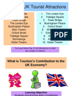 4  tourism in the uk