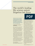 Top Pharma Law Firms Details and Analysis Article