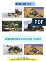 9  tourism in extreme environments