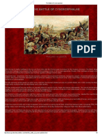 The Battle of Cynoscephalae