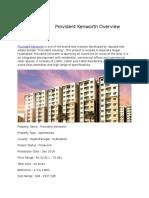 Provident Kenworth Rajendra Nagar Hyderabad