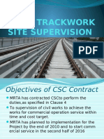Site Supervision Manual Wut