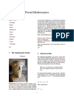 Portal Mathematics