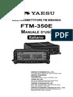ftm350manuale