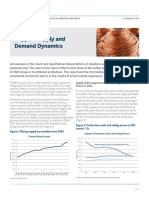 Copper Supply and Demand Dynamics