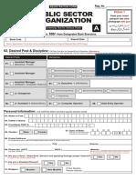 Public serice org_Form
