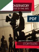 Afi Film School Brochure
