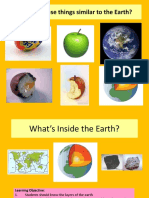 1  whats inside the earth