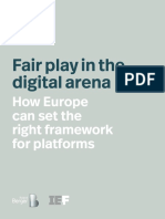 Roland Berger Ief Plattformstudie en Final