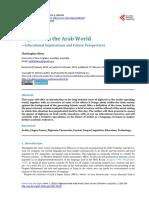 Diglossia in the Arab World