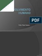 Desenvolvimento Humano - Freud e Erikson - Profa. Flávia