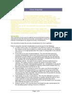 Cisco Checklist