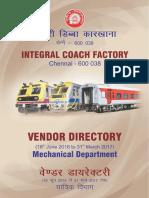 ICF Mechanical Vendor Directory June 2016