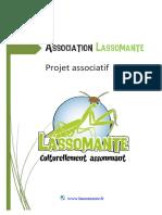 Projet Associatif de Lassomante