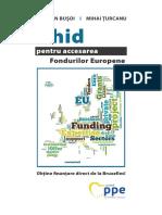 Ghid Pentru Accesarea Fondurilor Europene SINGLE PAGE