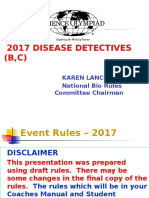 1-17 Disease Detectives