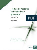 ParcialI-Lectura 3 - Vectores