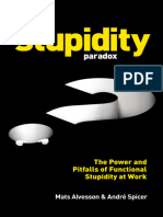 The Stupidity Paradox_ the Power and Pitfa - Mats Alvesson