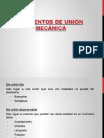 Elementos de Union Mecanic A