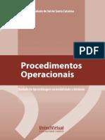 AC - Procedimentos Operacionais