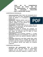 Evaluación de la competencia socioemocional de Peter.docx